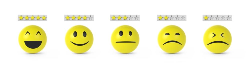 Smileys bewerten